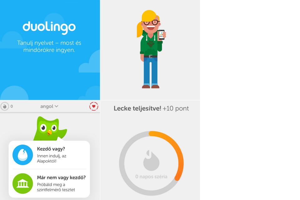 Duolingo, aplikasi belajar bahasa inggris terlengkap