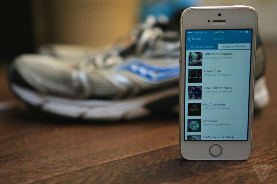 RUNKEEPER for iOS
