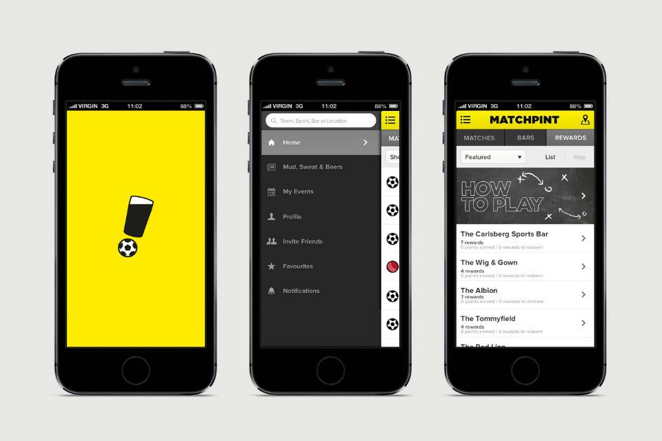 Match Pint, aplikasi untuk mencari info nobar