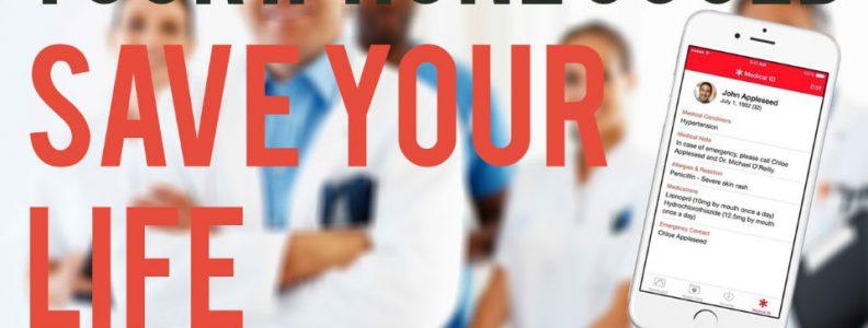 Medical ID, Health App yang bisa selamatkan nyawa