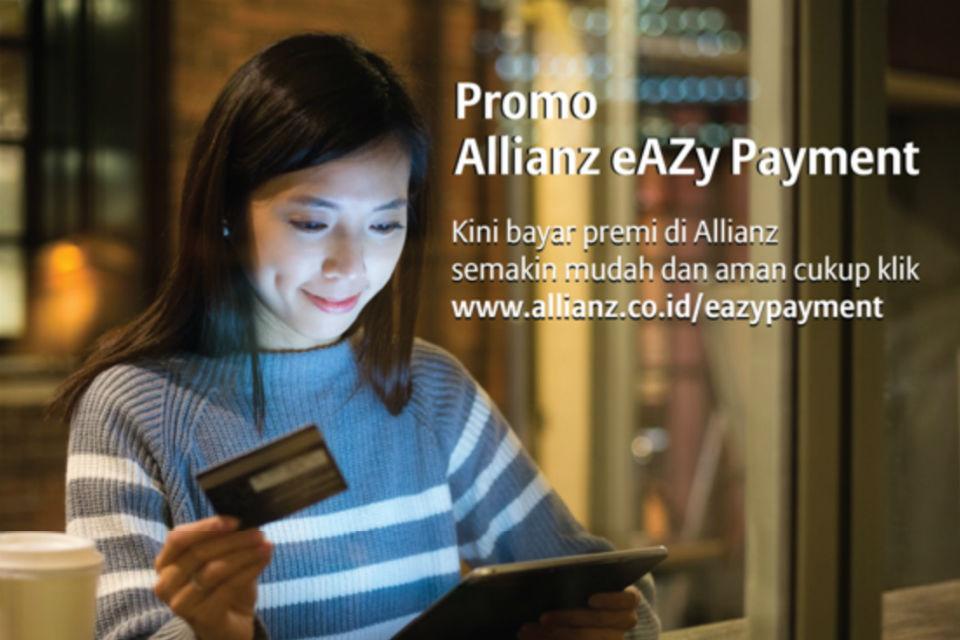 Allianz mengeluarkan fasilitas klaim asuransi lewat gadget